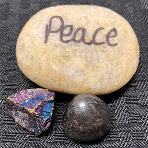 Peaceful Stone Collection